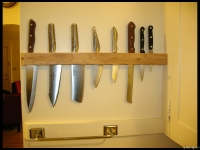 The Kitchen Knife block 2011