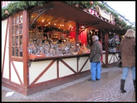 Christmas Market, Hamburg, Germany-2010