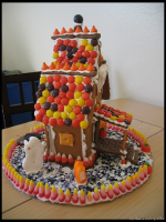 2005 Gingerbread Fun House