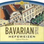 TJs hefe label