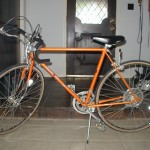 Orange Volkscycle
