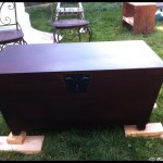 Pottery barn chest (3)