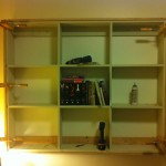Bedroom Book Case (2)