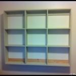 Bedroom bookshelf (2)