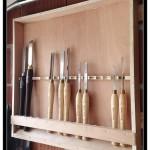 Lathe Chisel rack 2014
