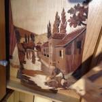 Matt Talley _ Musée du bois et de la Marqueterie - 2014 (7)