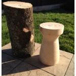 Oak stool 23-2015 (2)