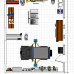 Garage floor 3