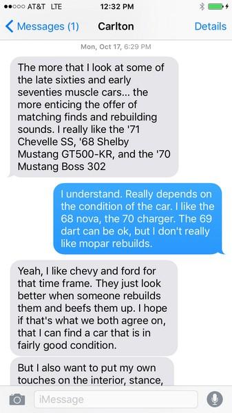 Matt Talley_TxtMsg_Classic Car Rebuild_2016_7