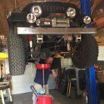 Matt Talley Changing oil_07-2017 Jeep (2)